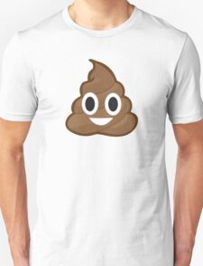 Poop Poo Emoji T-shirt T-Shirt