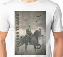 The Skeleton and The Horse Unisex T-Shirt