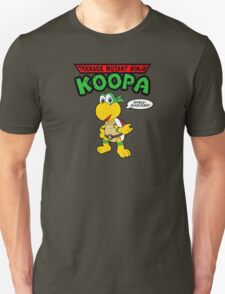 Teenage Mutant Ninja Koopa T-Shirt