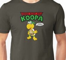 Teenage Mutant Ninja Koopa Unisex T-Shirt