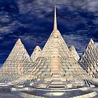 Star Temple Pyramid - Awaiting the Convergence by AlienVisitor