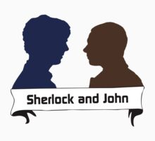 Sherlock and John by Deastrumquodvic