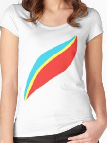 Captain EO (brighter) Women's Fitted Scoop T-Shirt