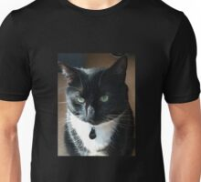 Rosco - the rescue kitty Unisex T-Shirt