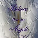 I Believe there are Angels among Us by David Alexander Elder