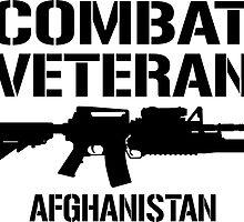 Combat Veteran - Afghanistan by robotface