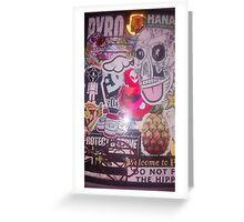 Ur brain on drugs Greeting Card