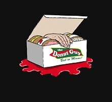 The Donut Guy - Black Unisex T-Shirt