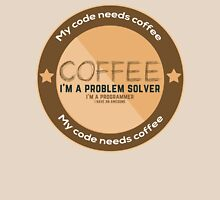 Programmer - My code needs coffee T-Shirt