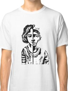 walking dead Clementine Classic T-Shirt