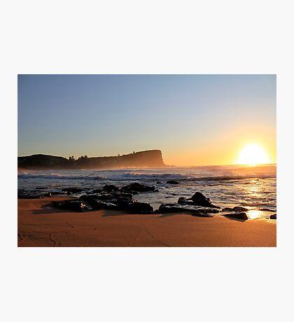 Sunrise Avalon BEACH Sydney Australia Photographic Print