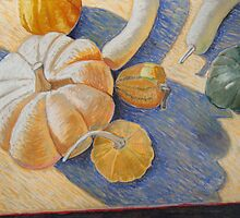 """Winter squash"" by Richard Robinson"