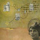 ..:: the fine art of luggage ::.. by Melanie  Dooley
