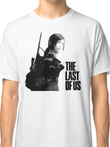 Ellie in the last of us Classic T-Shirt