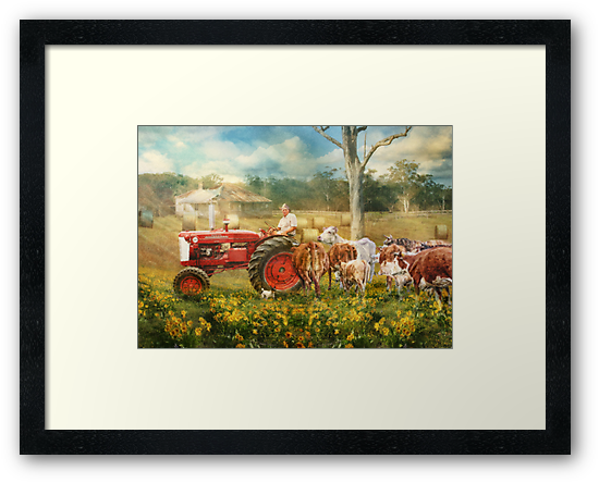'Til The Cows Come Home by Trudi's Images