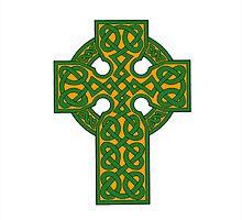 celtic cross by BigCog