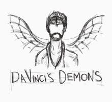 Da Vinci's Demons One Piece - Short Sleeve