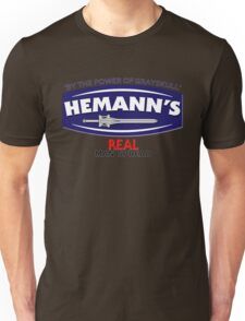 He-Manns Real Man Spread Unisex T-Shirt