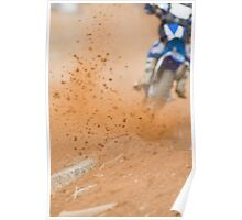 Motocross Roost Poster