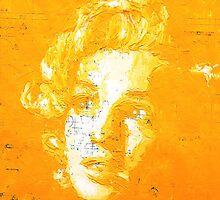 Marilyn_Yellow by HaviSchanz