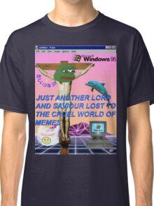 Trash Aesthetic Classic T-Shirt