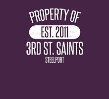 PROPERTY OF: The 3RD Street Saints Unisex T-Shirt