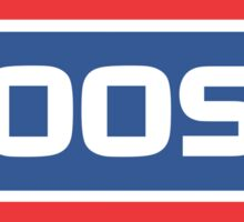 Boost Logo Sticker