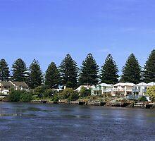 Port Fairy, Victoria by Chris Livingstone