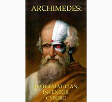 Archimedes Cyborg Unisex T-Shirt