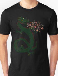 Flower-breathing Dragon T-Shirt