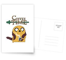 It's Coffee Time! Postcards