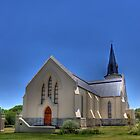 Dutch Reformed Church - Lydenburg by JandeBeer