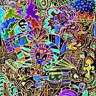 Flippin Funhouse by Morgan Ralston
