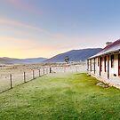 Orroral Homestead, Namadgi National Park, ACT, Australia by Michael Boniwell