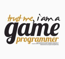 trust me i am a game programmer One Piece - Short Sleeve