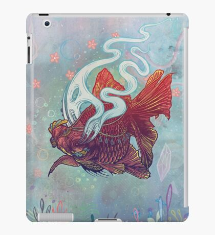 Ocean Jewel iPad Case/Skin