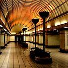 Gants Hill Tube Station  by rsangsterkelly