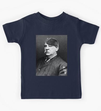 Super Grover Cleveland Kids Tee