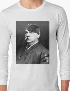 Super Grover Cleveland Long Sleeve T-Shirt