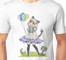 Free Balloons Unisex T-Shirt