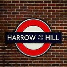 Harrow-On-The-Hill by rsangsterkelly