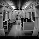 Metropolitan Line Train by rsangsterkelly