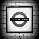Liverpool Street by rsangsterkelly