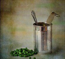 Green Beans by Þórdis B.