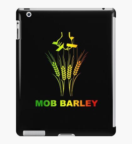 Mob Barley Parody iPad Case/Skin