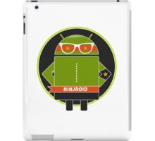 geek - ninjroid iPad Case/Skin