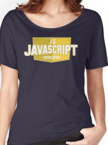 javascript developer Women's Relaxed Fit T-Shirt