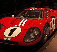 1967 Le Mans Winner by TeaCee