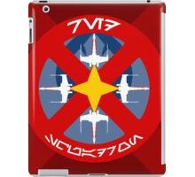 Red Squadron - Insignia Series iPad Case/Skin
