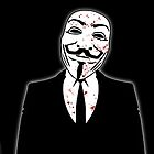 Anonymous revolution without blood ? big by Shobrick